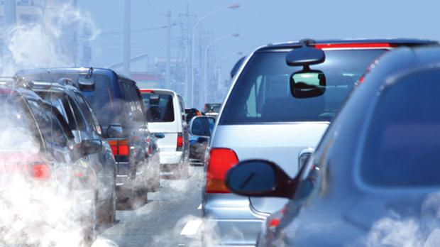 Traffic-related air pollution increases the symptoms of asthma.