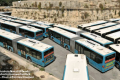 Where will the bendy buses end up?