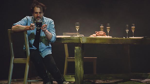 The show stars Mikhail  Basmadjian in the title role. Photo: Mark Zammit Cordina