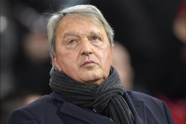 Former Anderlecht boss held in corruption probe