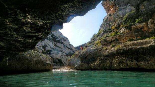 Wied Għasri, Gozo. Photo: Antoine Muscat