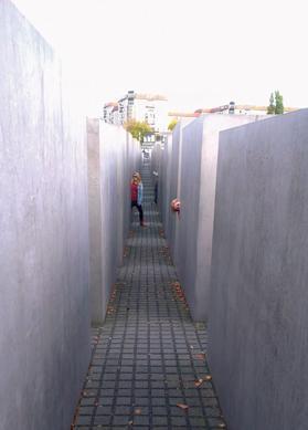The Jewish memorial.