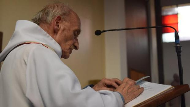 Fr Jacques Hamel. Photo: Reuters