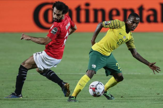 Watch: Late Lorch goal stuns Africa Cup of Nations hosts Egypt