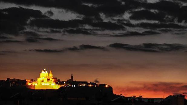 Mdina by night. Photo: Adrian Farrugia