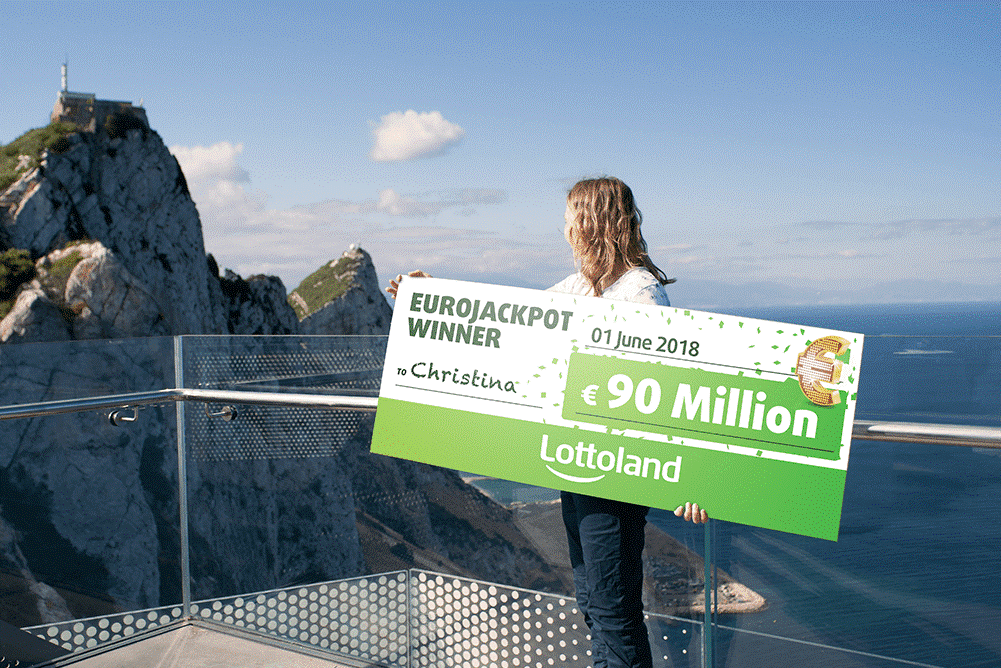 One of Lottoland's biggest winners to date is Christina, who went from cleaning offices to becoming a world record-breaker. She won €90 million from her bet on the EuroJackpot lottery and set a new Guinness World Record at the same time for the largest online gambling pay-out.
