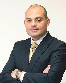 Kenneth B. Micallef, IFS Malta president.