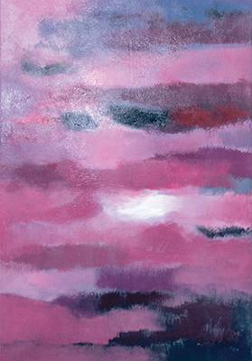 Pink Light, James Vella Clark