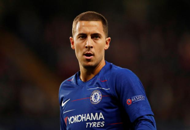 Eden Hazard has added more fuel to speculation that he could be heading to Real Madrid.