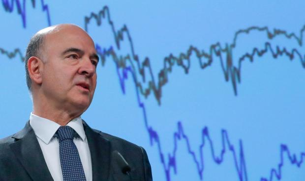 Pierre Moscovici. Photo: Reuters