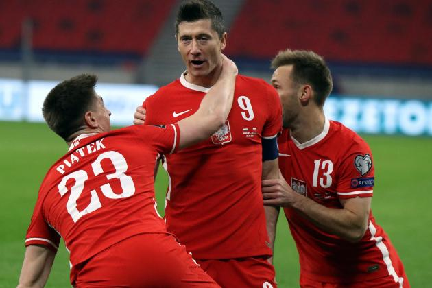 Lewandowski's bumpy climb from dirt pitches to international goal machine
