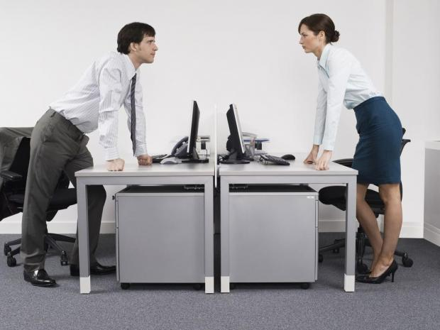 All too often, women find their paths blocked as they move up the career ladder. Photo: Shutterstock