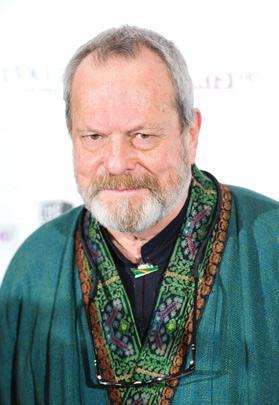 Terry Gilliam. Photo: Dominic Lipinski/PA Wire