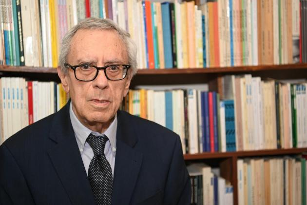 Oliver Friggieri, a giant of Maltese literature, dies aged 73