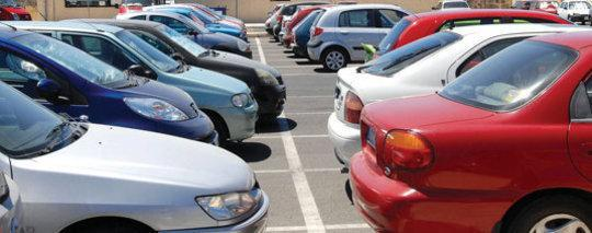 Vehicle Property Tax Shown On Car Registration