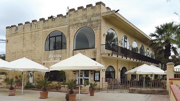 The site of the proposed hotel in Marsaxlokk. Photo: Matthew Mirabelli