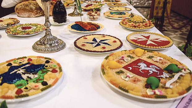 Dominican Priory Hosts Last Supper