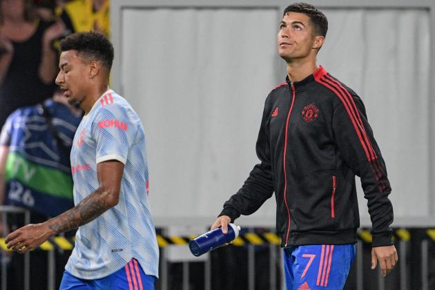 Man. Utd learn that Ronaldo's goals alone won't suffice in Champions League