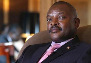 Burundi schoolgirls jailed for doodling on president's photo