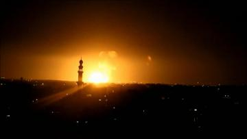 Netanyahu vows more 'massive strikes' in response to Gaza rockets  | Israeli airstrikes target Rafah in the southern Gaza Strip as rockets are launched from the Palestinian enclave towards Israel, in a deadly escalation as a fragile truce again faltered.