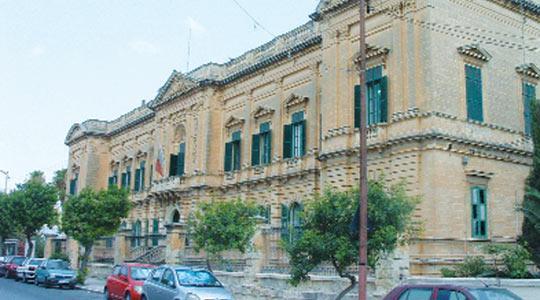 Istituto Tecnico Bugeia, Sta Venera.