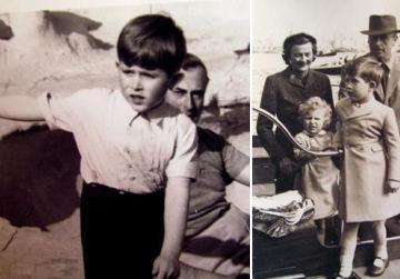 Prince Charles spent some of his childhood in Malta.