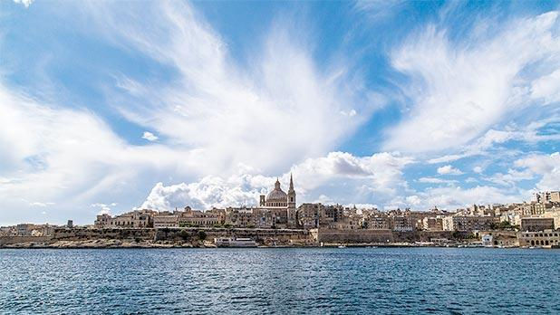 Valletta. Photo: Maria Luce Benini