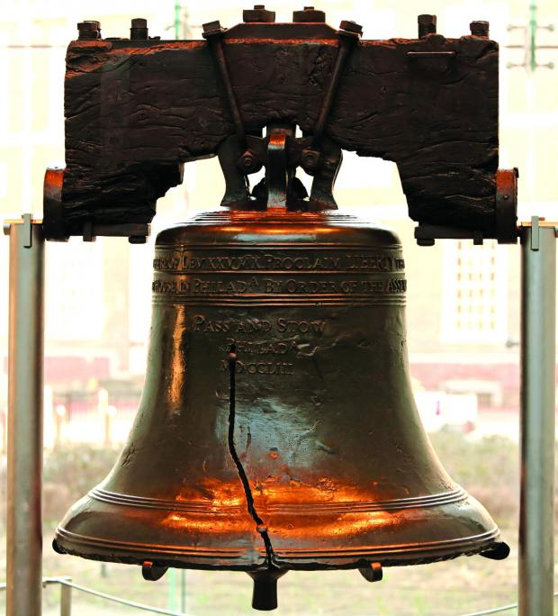liberty bell research paper In philadelphia, the liberty bell rings out from the tower of the pennsylvania state house (now known as independence hall), summoning citizens to the first.