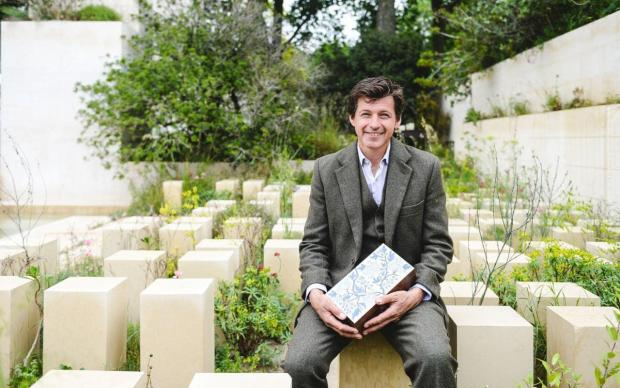 James Basson and the award-winning garden based on a Maltese quarry.