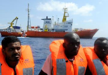 Aquarius' future is all at sea as Panama revokes ship's flag