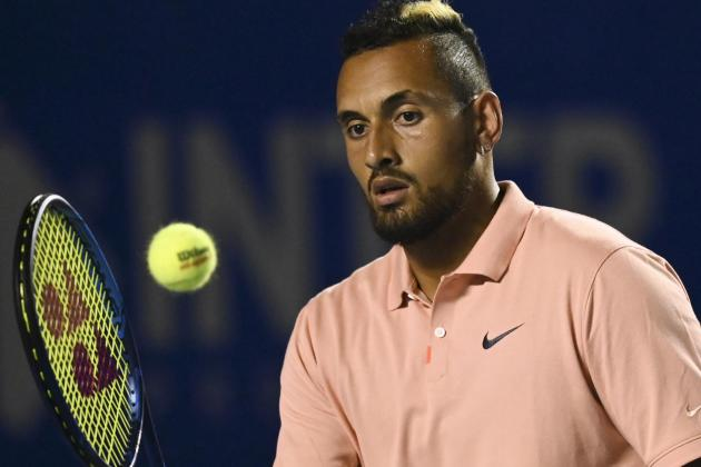 Watch: Kyrgios pulls out of US Open, pleads with players not to be 'selfish'