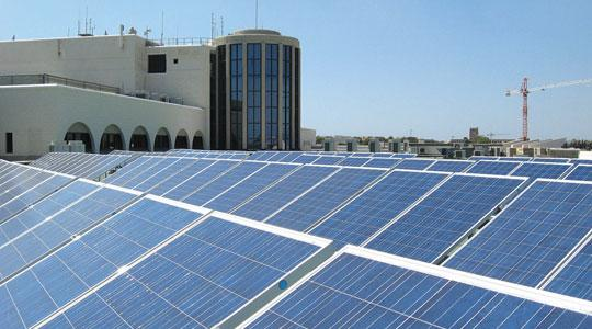 Solar Farm For Malta Airport