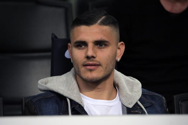 Mauro Icardi will be back in the Inter's starting formation on Wednesday.