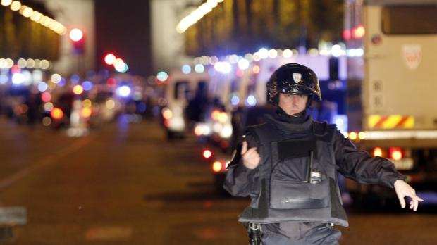Paris Champs Elysees shooting: Officer, attacker killed; 3 hurt