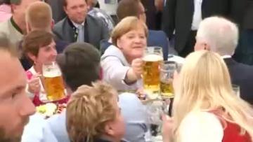 Merkel is just being honest with US, spokesman says