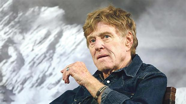 Robert Redford Downplays Trump: 'We Don't Occupy Ourselves With Politics' - Sundance 2017
