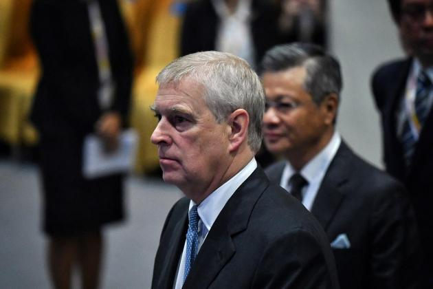 Prince Andrew accepts he has been served in US sex case