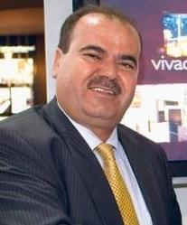 Hani Salah, the chairman of the Sadeen Group.