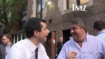 Watch: Pete Buttigieg enticed with pastizzi, speaks Maltese on US campaign trail