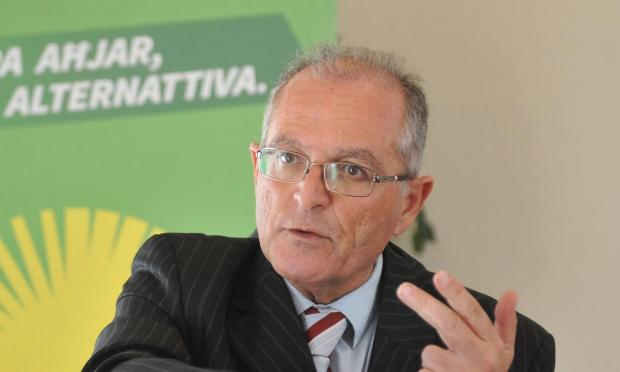 Party chairman Arnold Cassola.