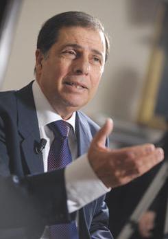 President George Abela