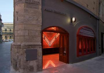 Valletta's Strait Street toilet named 'the best in Europe'