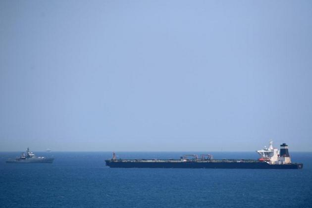 Gibraltar allows Iranian tanker to leave