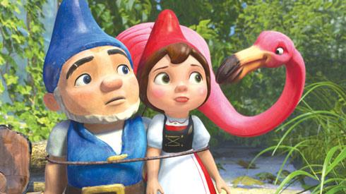 James Mcavoy Gnomeo And Juliet Reinventing The...