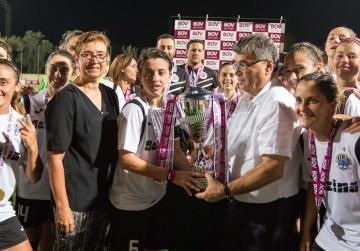 Hibernians upstage Birkirkara to win Women's Super Cup
