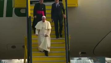 Pope Francis calls Africa 'continent of hope'