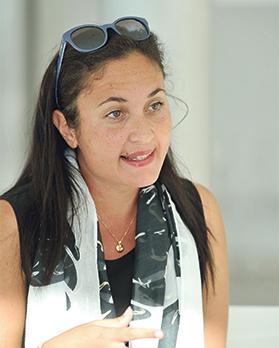 Consultant psychiatrist Rachel Taylor East. Photo: Chris Sant Fournier
