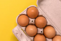Eggs and health: unscrambling the message