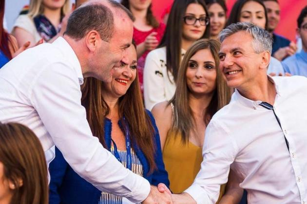 Simon Busuttil to quit as MP for top post in Brussels