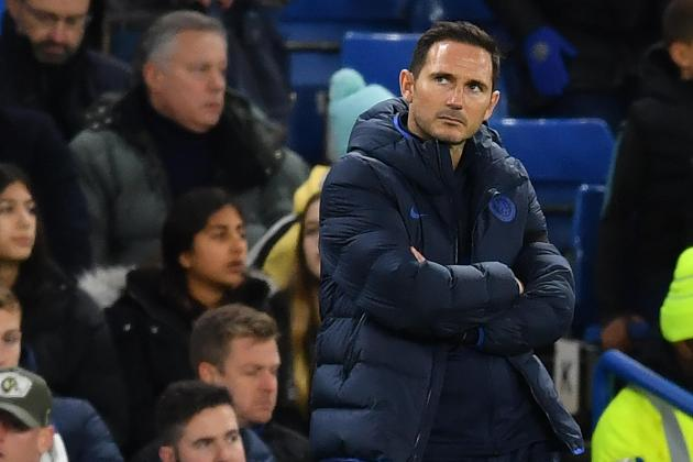 Watch: Chelsea will find out transfer ban decision 'very soon', says Lampard